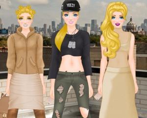 Barbie'S Yeezy Line game