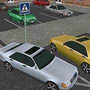 Town Driver: Car Parking 3D game