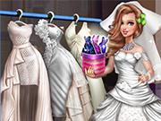 Sery Wedding Dolly Dress Up game
