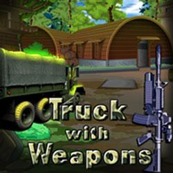 Truck With Weapon game