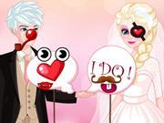 play Elsa And Jack Wedding Photo