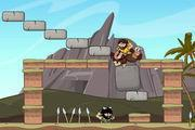 play Rolly Stone Age: Mammoth Rescue