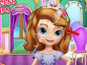 Little Princess Beauty Tips game