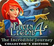 play Elven Legend 4: The Incredible Journey Collector'S Edition