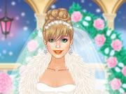 play Barbie Winter Wedding