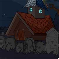 Haunted Cemetery Escape 2 game