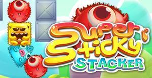Super Sticky Stacker game