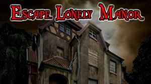 play Escape Lonely Manor