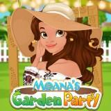 play Moana'S Garden Party
