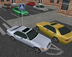Play Town Driver Game
