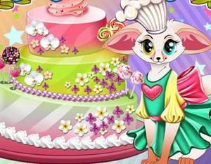play Fynsy'S Dreamy Cake