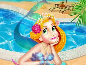 play Rapunzel Sweet Vacation!