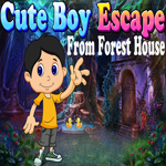 play Cute Boy Escape From Forest House