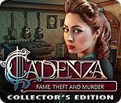 play Cadenza: Fame, Theft And Murder Collector'S Edition