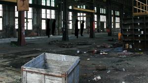 play Abandoned Warehouse Escape