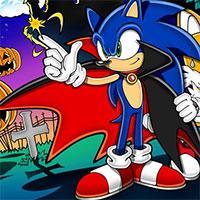 play Sonic Halloween