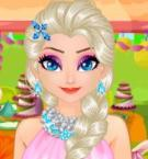 play Ice Queen Surprise Birthday Party