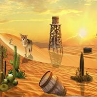 play 5Ngames Can You Escape The Desert