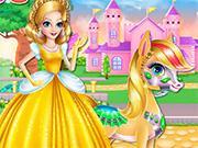 play Princess Zaira And Pony 2