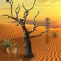 play 5Ngames-Can-You-Escape-The-Desert