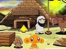 play Monkey Go Happy Pyramid Escape