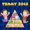play Yummy 2048