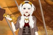play Mega Steampunk Dress Up Girl