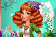 play Jessie'S Winter Fashion Girl
