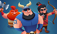 Play Clash Of Vikings Game