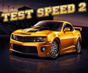 Test Speed 2 game