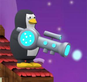 play Penguin Vs Snowmen