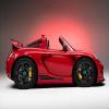 play Red Racing Cartoon Car