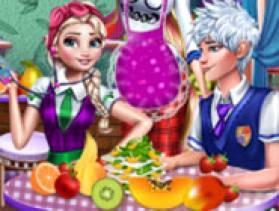 Princesses Organic Shop - Free Game At Playpink.Com game