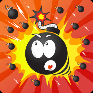 play Bomb Rain – Tap Reflex