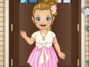 Baby Emma Bridesmaid game