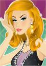 Glittery Dresses Makeover game