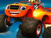play Monster Machines Hidden Tires