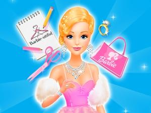 play Barbie'S Fashion Start Up