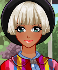 play Unique Girl Dress Up Game