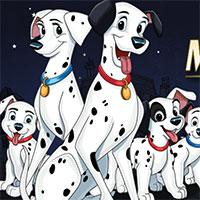 play 101 Dalmatians: Match And Dash