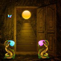Hush Forest Escape game