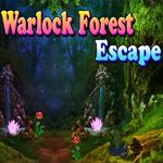 Warlock Forest Escape game