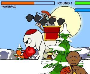 Power Fox game