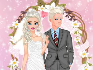 play Ice Princess Wedding Day