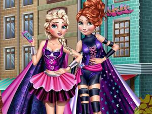 play Superhero Spring Dress Up!