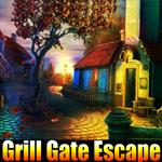 Grill Gate Escape game