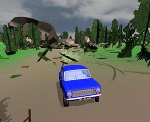 play Mega Unstoppable Car