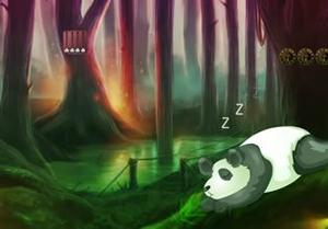 play Giant Panda Forest Escape
