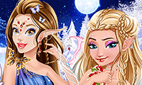 play Winter Fairies: Princesses