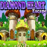 Diamond Heart Escape game